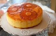 Prepara una tarta de piña sin horno